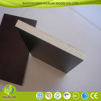 poplar core brown film melamine glue film faced marine plywood sizes