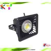 Alibaba China LED outdoor lighting 30w 40w 50w high power LED flood light directly sale from Shenzhen factory