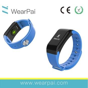 Wearfit Vibrating Alarm Wristband M2 S2 Smart Bracelet