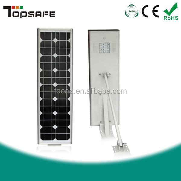 30W All in One Solar Led Bulb Street Light IP65 with CE