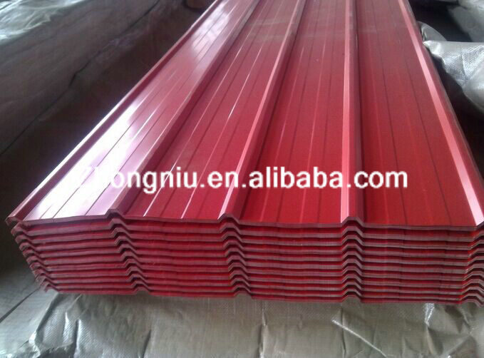 Prepainted Aluzinc Galvalume Steel Sheet for Roof Tile