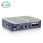 IEI ITG-100-AL-E1/2GB/S Fanless embedded mini pc with Intel Apollo Lake x5-E3930 1.3GHz (up to 1.8GHz, dual core) RoHS