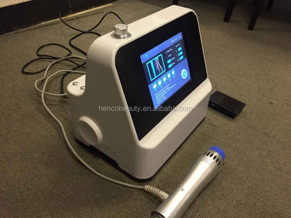 Extracorporeal Acoustic Shock Wave Therapy For Medical