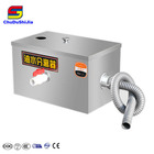 Automatic Stainless Steel Grease trap separator oil water