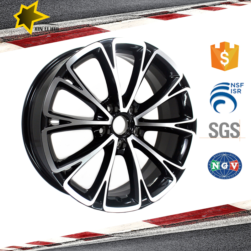 Alloy wheel 17/18/19 Chinese car rims manufacturer