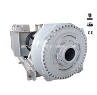 ISO Certified sand gravel dredge Pump