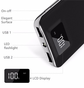 oem factory smart power bank distributor rohs power bank 20000mah