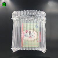 Factory wholesale custom inflatable air column bag bubble plastic wrap