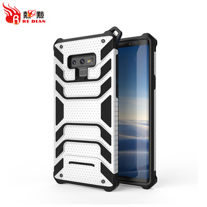 Shockproof armor case for samsung galaxy note 9 2 in 1, cell phone covers for samsung galaxy note 9