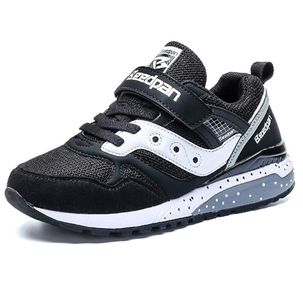 77469ea8a692 Get Quotations · LGXH Youth Kids Slip-On Athletic Sneakers Breathable  Lightweight Boys Girls Running Walking Gym Shoes