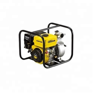 KGP20 2 inch / 3.3kw Small Portable Gasoline Engine Water Pump Set for Agriculture/Industriy/Residential/Rental