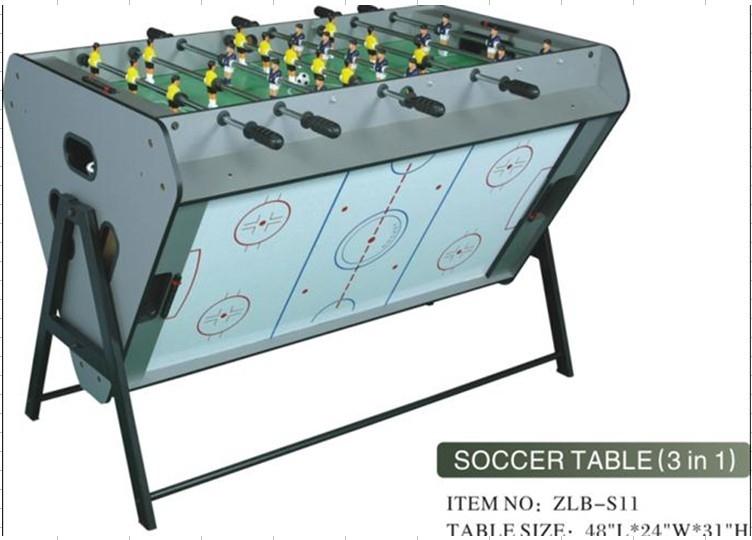 Multi Purpose Game Table,Pool Table,Air Hockey Table And Soccer Table   Buy  Multi Purpose Game Table,3 In 1 Multi Game Table,Multifunction Game Table  ...