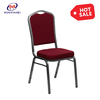 Factory price steel stacking banquet/hotel chairs