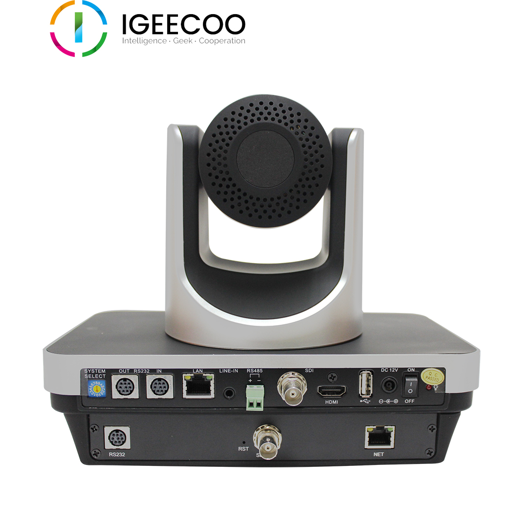 Fabriek OEM China Goedkope Auto Tracking HD Videoconferentie Camera Met Video Conferentie Systeem van IGEECOO
