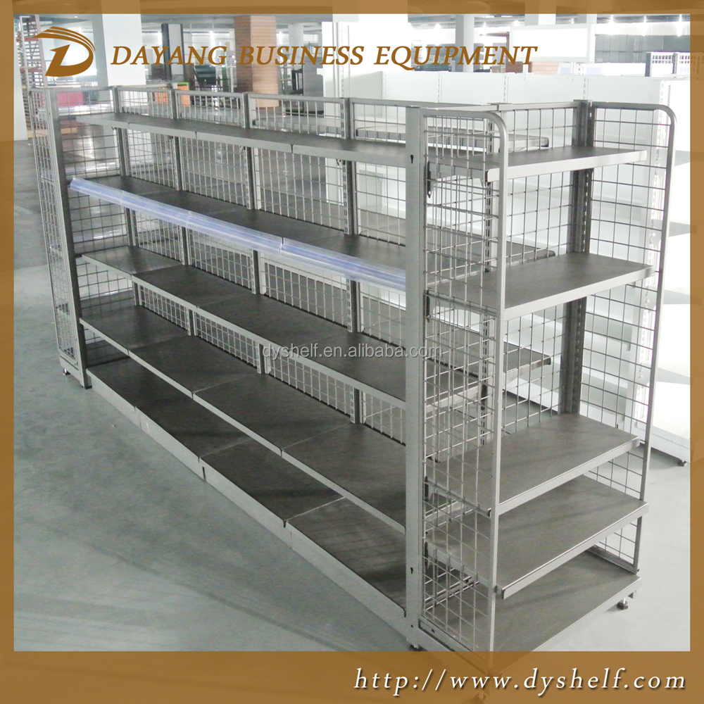Combined Convenience Store Shelf, shop shelving, display gondola/warehouse racks shelf