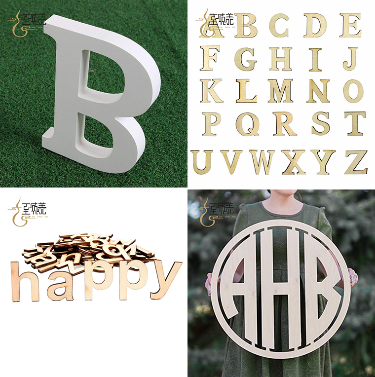 Quality assured big wooden large wood alphabet letters numbers for sale