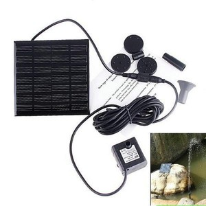 Popular Solar Water Pump For Garden Decorate