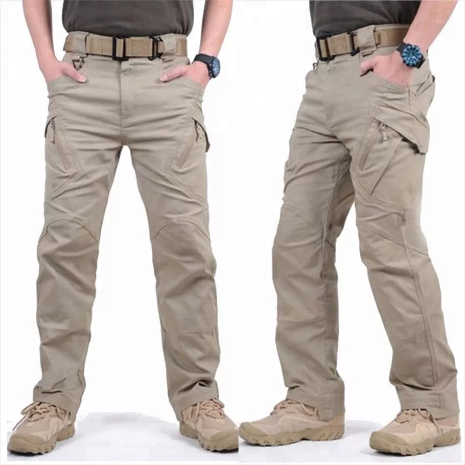 Leichte Assault Cargo IX9 Tactical Pants für Herren