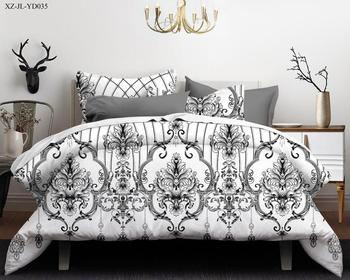 China Supplier Cotton Customized Printed Bedding Set