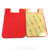 3M Sticky Silicone Wallet , Colorful Blank Silicone Card Holder