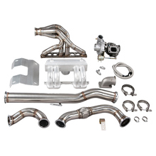 Turbo Intake Manifold Downpipe Kit For LandRover Defender 90 110 2.5L Diesel