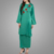 New Muslim Clothes Best Sale Embroidery Muslimah Baju Kurung High End Baju Kebaya Modest Dubai Abaya