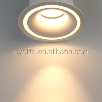 10W COB LENS LED Retrofit downlight Module Lamp MR16 replacement 0-10v dimmable downlight