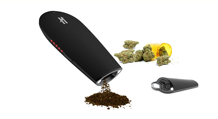 hot selling products black mamba vaporizer pipe mod