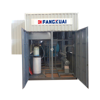 Industrial Natural Gas Fired Mobile Boiler Manufacturers Price
