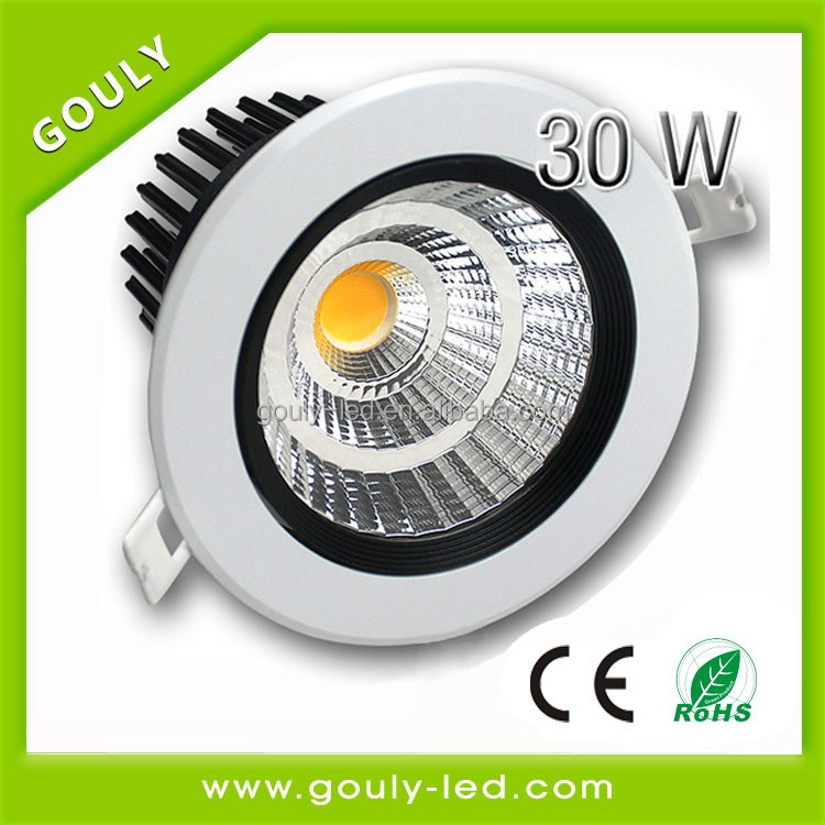super brightness surface mount round led ceiling light fixture shower lamp