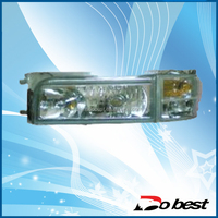 Bus Toyota Coaster Headlight