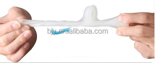 High Quality White Color Forefoot Silicone Bunion Cushion and Toe Separator Shock Absorption