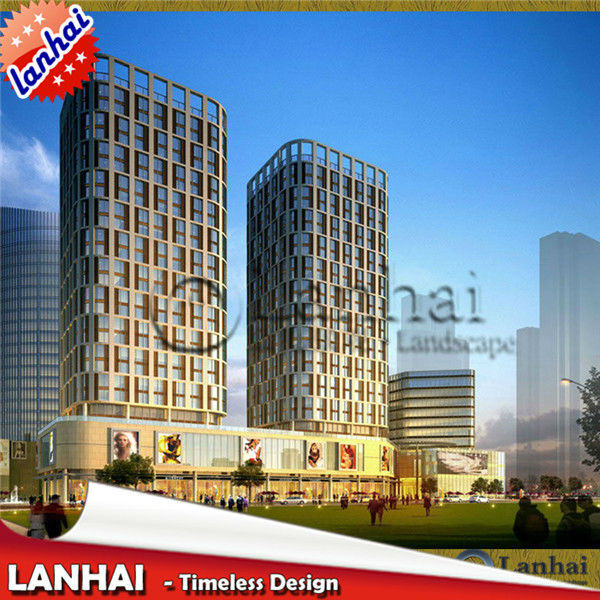3d Rendering And Animation Services Of Architectural Design