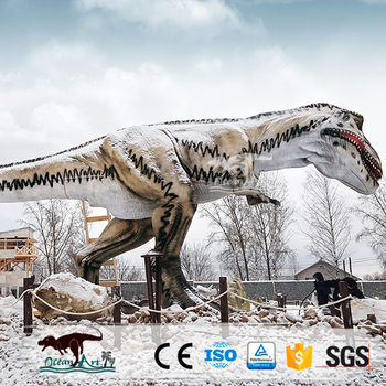 OA22799 High quality simulation T-rex animatronic dinosaur model