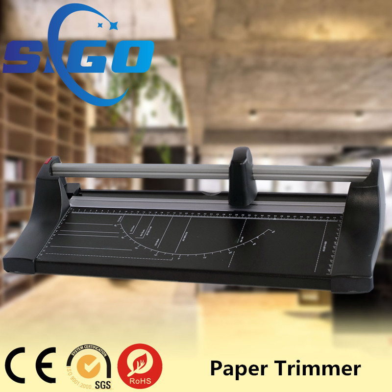 Manual Rolling Cutter A4 Rotary Paper Trimmer A3