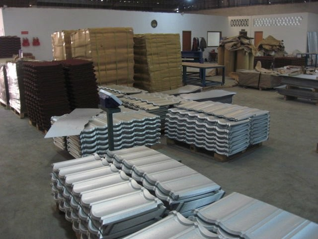 Nigeria/Kenya/Ghana/Tanzania Distributor Steel sheet galvanized steel material for roof covering