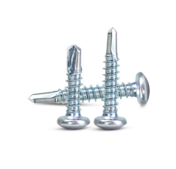 Pan Truss and CSK Head Screws Drilling Screw Tapping Screw