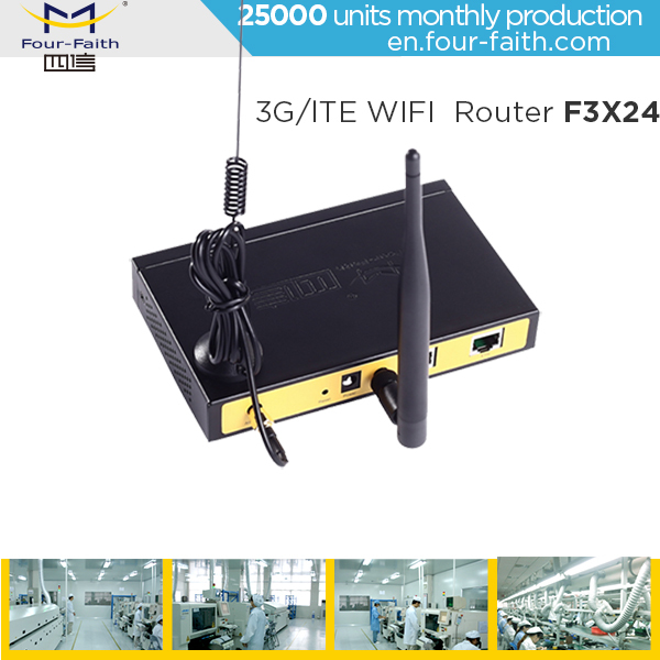 3G lte router for gprs tracker vehicle tracking system
