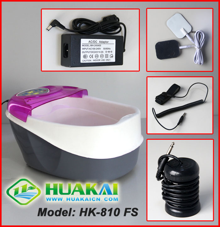 2015 Array For Ion Cleanse Detox Foot Spa/Ion Detox Foot Spa Device Ion Cleanse Detox Foot Spa machine HK-810FS