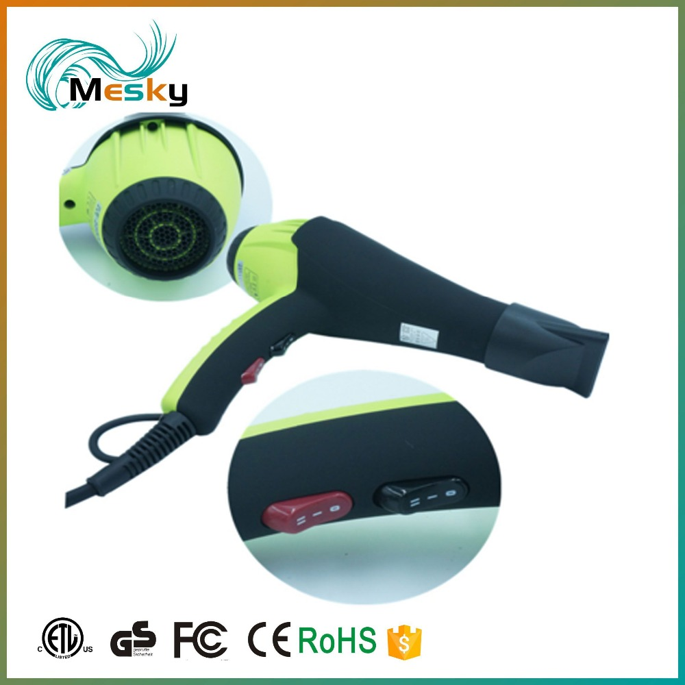 Professional blow dryer 2300W 2 Heat Speed motor hair dryer for hotel