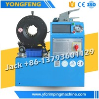 Quick change tool ! CE high pressure hydraulic hose crimper with competitive price