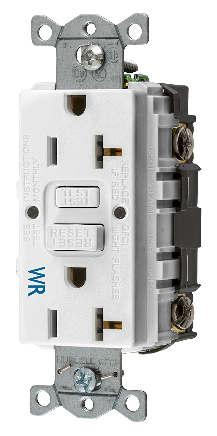 Cheap Test Gfci Find Deals On Line At Alibabacom How To A Circuit Breaker Get Quotations Bryant Electric Gfwrst20w 20 Amp 125v Commercial Residential Self Weather Resistant Duplex Receptacle