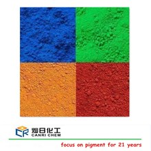 color dye and pigments 95% fe2o3 red iron oxide for concrete/asphalt bitume