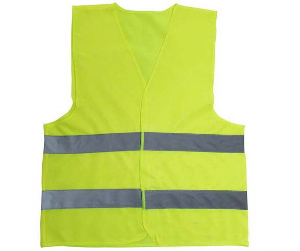 green 55*67cm warning clothing vest reflective <strong>safety</strong> vest coat Sanitation vest Traffic <strong>safety</strong> 100pcs