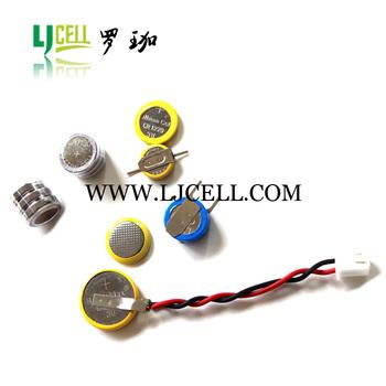 3v Lithkum Button Cell Cr2016 Cmos Battery For Hp With Wires&connector -  Buy Cr2016 Cmos Battery For Hp,Cr2016 Cmos Battery,Cr2016 Battery With  Wires