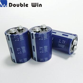 Super High Farad Capacitor 2 7v 1000 Farad Motor Start Capacitor - Buy  Super Capacitor,1000 Farad Super Capacitor,Ultra Long Life Electrolytic