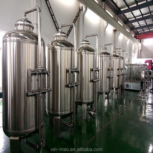 Small Scale Business RO Water Treatment Plants Drinking For Sale