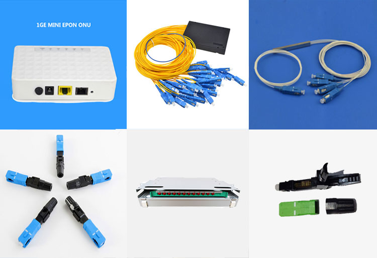 Manufacturer 1GE/2GE+7FE/GE Uplink/Rpoe Port EPON or GPON Reverse PoE ONU for Optic Network IP65 Waterproof outdoor