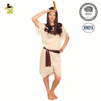 Sexy American aborigen indio trajes de fiesta Cosplay nativo americano  traje mujeres 184b66bee78