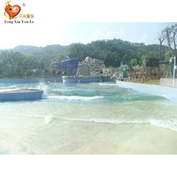 Extreme river for water park,wave pool machine